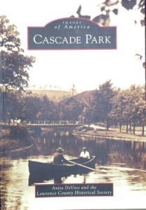 Cascade Park Book