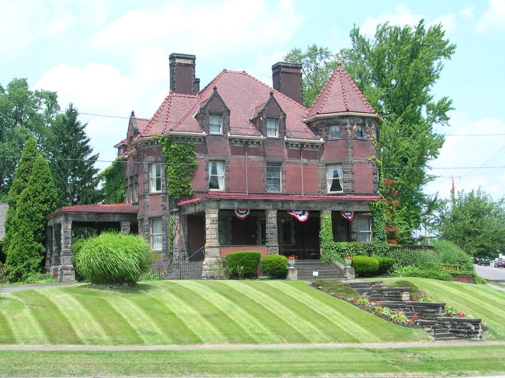 Meehan house