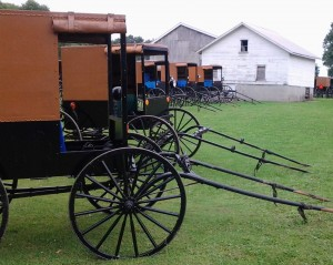 "HONORABLE MENTION  ""Amish Sunday"" by: Cindy Welch"