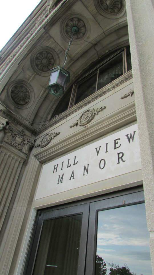 Haunted Hill View Manor Visit Lawrence County