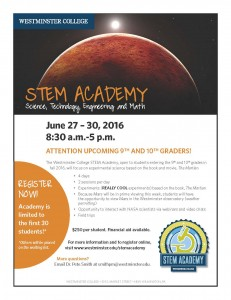 STEM_Academy_flyer_2016 at WC