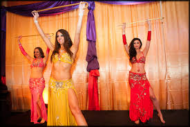 belly dancing for april 1