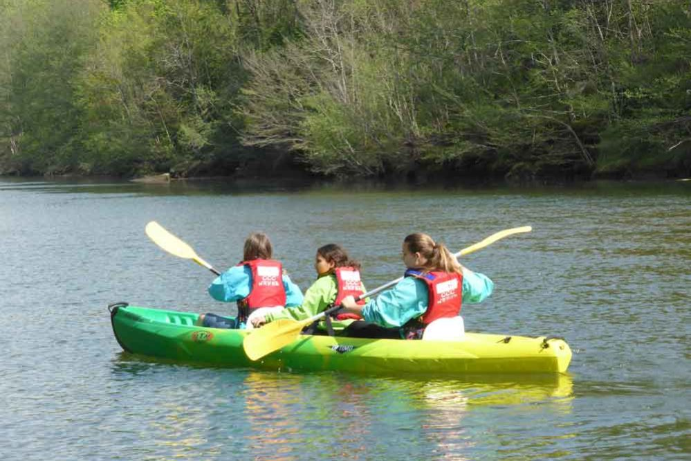 moraine state park canoe workshop paddle visit lawrence county