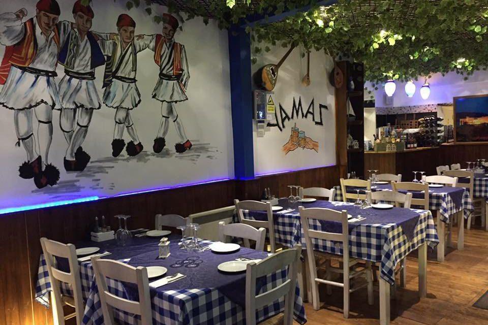 History Of Local Greek Restaurants