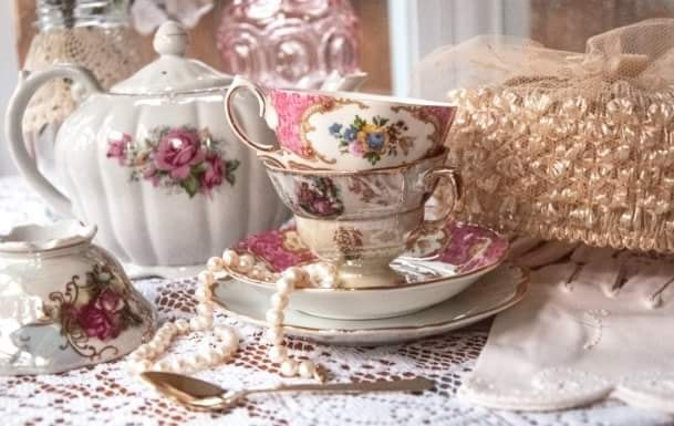 Celebrating Mothers A Victorian Tea Party